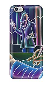 Fashionable Style Case Cover Skin For Iphone 6 Plus- Neon