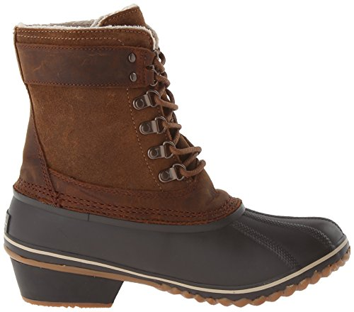Sorel Women's Winter Fancy Lace II Boot,Elk/Grizzly Bear,9 M US by SOREL (Image #7)