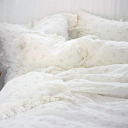 Rachel Ashwell Rosabelle Pillowcase Pair Standard White