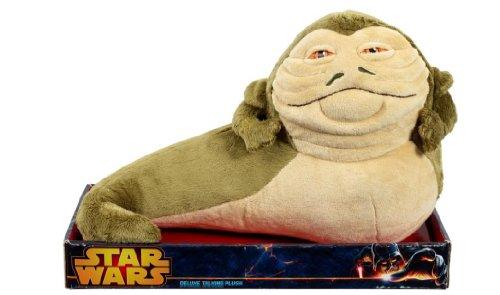 Star Wars Talking Jabba The Hut Plush