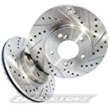 2004-2008 Acura TSX Performance Brake Rotors (Front)