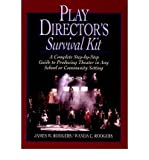 img - for Play Director's Survival Kit; a Complete Step-by- Step Guide to Producing Theater in Any School or Communtity Setting (J-B Ed: Survival Guides) (Paperback) - Common book / textbook / text book