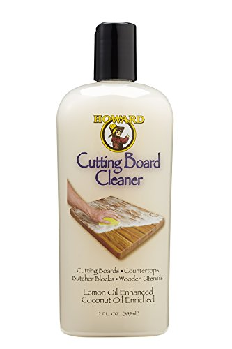 Price comparison product image Howard Products CBC012 Cutting Board Cleaner,  12 Oz,  Pearlescent