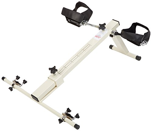 Sammons Preston Restorator III Home Model, Pedal Exerciser for Seated Cycling, At-Home Physical Therapy Equipment, Bicycle Peddler for Chairs and Wheelchairs, Desk Peddles for Low-Impact Exercise by Sammons Preston