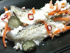 作り方 ハタハタ 寿司 の