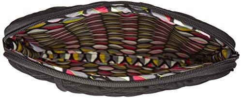 Vera Bradley Laptop Organizer Messenger Bag Tasche klassisches schwarz gx4Nr