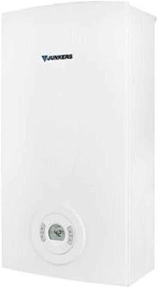 Junkers hydrocompact - Calentador agua termostato wtd15am 15l/m gas natural clase de eficiencia energet