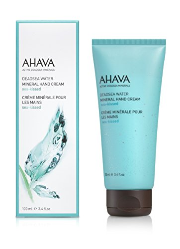 AHAVA Mineral Hand Cream, Sea-Kissed, 3.4 fl. oz.