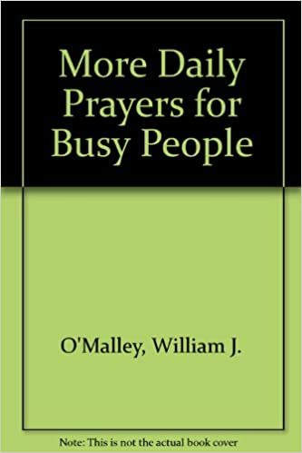 Prayer for Busy People