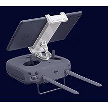 Owoda Upgraded Adjustable Cellphone / Tablet Extended Holder Foldable Stand with Metal Bracket for DJI Phantom3 Standard / Professional / Advanced /Phantom 4 / Inspire 1 Remote Controller