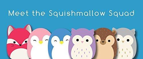 Squishmallow Kellytoy 13 Panda Super Soft Plush Toy Pillow Pet Pal Buddy KELLY TOY
