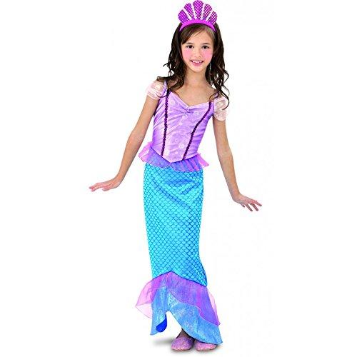 DISFRAZ SIRENITA NIÑA - 10-12 años: Amazon.es: Ropa y accesorios