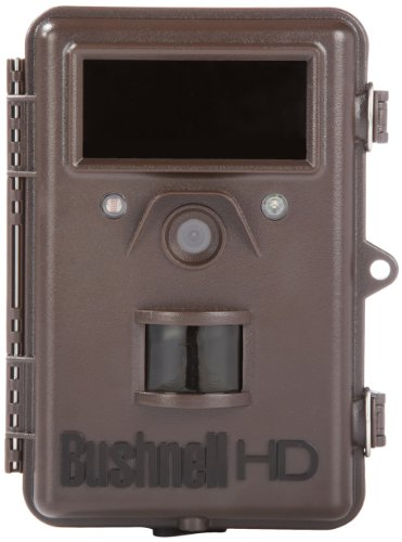 Bushnell 8MP Trophy Cam HD Max Black LED Trail Camera with N