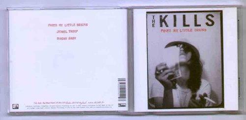KILLS - FRIED MY LITTLE BRAINS - CD (not ()