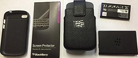 Blackberry Q10 Bundle (Blackberry Q 10 Phone Cases)