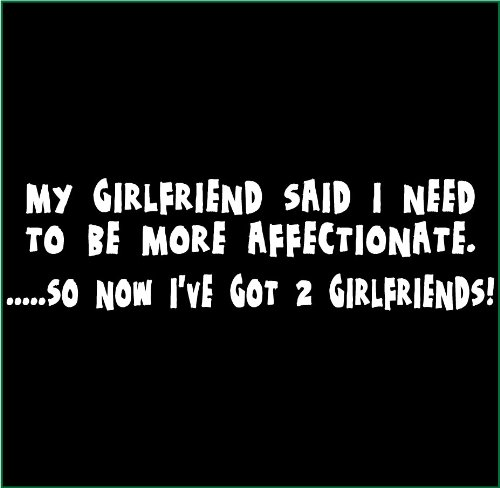 i need a girlfriend now