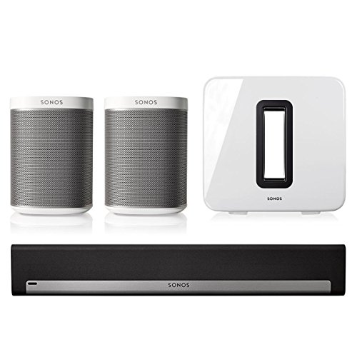 Sonos 5.1 Home Theater System with PLAY