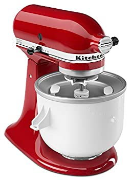 Kitchenaid Kica0wh Ice Cream Maker Attachment - Excludes 7, 8, & Most 6 Quart Models 3