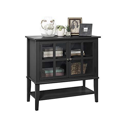 (Ameriwood Home Franklin 2 Door Storage Cabinet,)