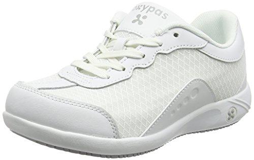 White De Ivy Calzado White white Mujer Protección Oxypas EqXnZq