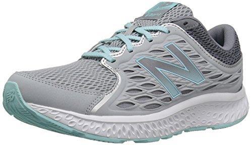 New Balance 420v3, Zapatillas Deportivas para Interior para Mujer Gris (Grey)