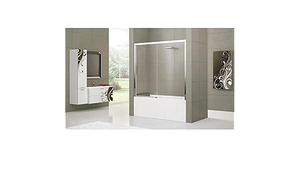 Mampara de bañera Novellini Rose Rosse 2PV: Amazon.es: Bricolaje y ...
