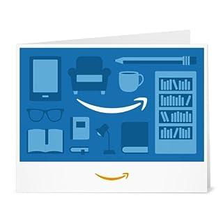Amazon Gift Card - Print - Book Icons (B01LZA7M9I) | Amazon price tracker / tracking, Amazon price history charts, Amazon price watches, Amazon price drop alerts