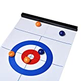 GAMELAND Table Top Curling Game - Fun Family