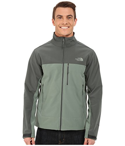 The North Face Men's Apex Bionic Jacket, Laurel Wreath Spruce Green, 2XL