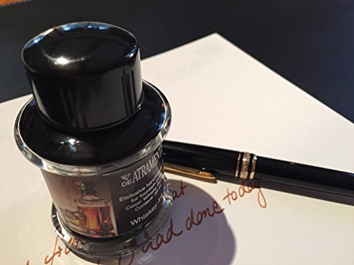 Scented Whiskey Ink