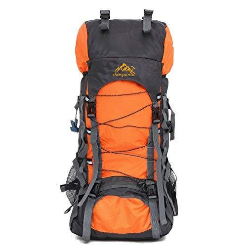 HX fashion ラップトップバックパックトレッキングバックパック多機能旅行バックパックアウトドアバックパック登山バックパックトレッキングバックパック大容量 One Size Colour B07Q83JS9L