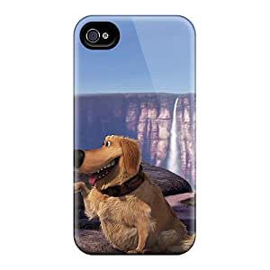 FJRbK34268axhnf Case Cover Russell Dug Carl Fredricksen In Pixar's Up Iphone 4/4s Protective Case