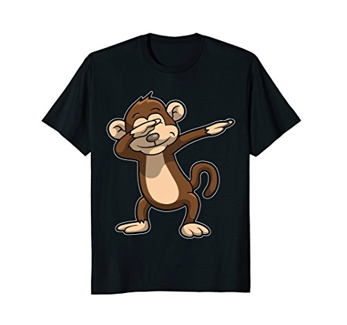 (Funny Monkey Shirt Women Men Kids Gift for birthday)