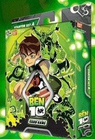 Ben 10 Collectible Card Game ~ Starter Deck - Set B - Ben 10 Card Game