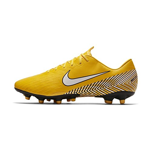 Pro 001 White Vapor Mixte NJR Sneakers 12 Black Basses Adulte AG Multicolore Amarillo NIKE qORSIwR