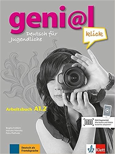 Geni At L Klick A12 Deutsch Für Jugendliche Arbeitsbuch Mit Audio