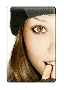 New Style 8771035K10850038 Tpu Case Cover Compatible For Ipad Mini 3/ Hot Case/ Girl In Beanie