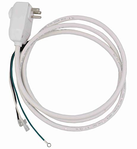 Baomain GPL-15-1 LCDI power cord GFCI plug 120VAC 15Amp 1800W UL listed for air conditioner ()