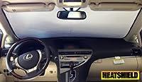 Sunshade for LEXUS RX350 RX450H Year(s) 2010 2011 2012 2013 2014 2015 HEATSHIELD Brand Windshield Custom-fit Sunshade #1203