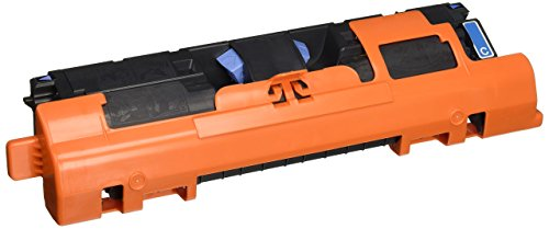 CIG 114025P Remanufactured Cyan Toner Cartridge for HP 121A/122A/123A, Canon EP-87