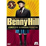 Benny Hill Complete and Unadulterated - The Naughty Early Years, Set Three