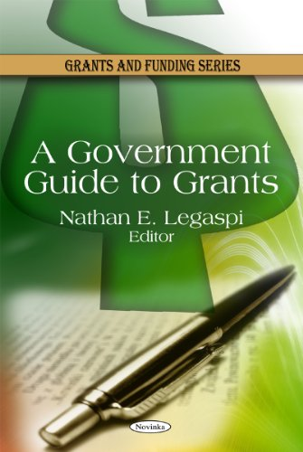 A Government Guide to Grants (Grants and Funding)