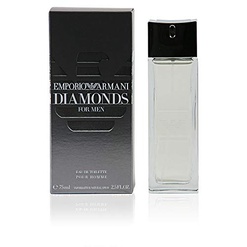 (Emporio Armani Diamonds by Giorgio Armani for Men. Eau De Toilette Spray 2.5-Ounces)