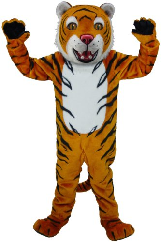 Tiger Lightweight Mascot