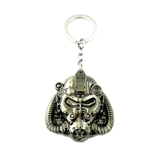 Fallout Keychain Key Ring Video Games PC Console Gaming Auto/Boat House Keys -