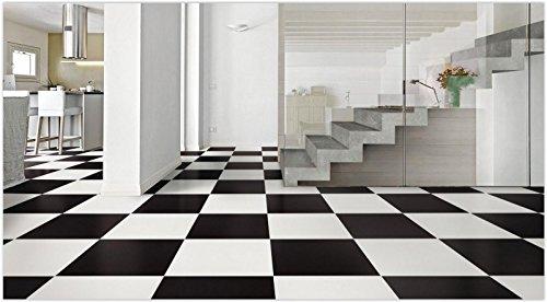 Piastrelle bianco 45 6 x 45 6 cm muro di piastrelle pianoforte