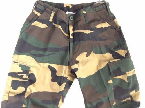 MFH 01853T - Pantalones de camuflaje para mujer woodland