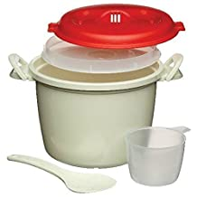 Microwave Rice Cooker (Pack of 2)