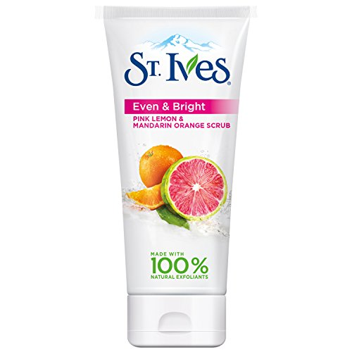 st-ives-even-bright-face-scrub-pink-lemon-and-mandarin-orange-6-oz
