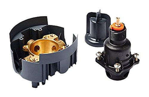 Kohler K-P8304-SWX-NA Universal Rite-Temp PB Valve Kit,Sweat Body and Pressure-Balance Cartridge Connections, Project Pack ()
